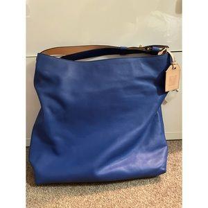 Reed Krakoff Blue Leather Hobo Bag